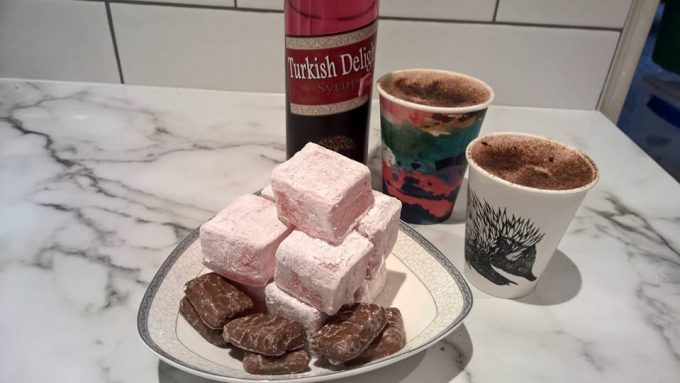 Turkish Delight Sweets & Treats
